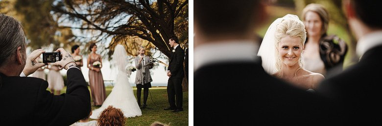 Sorrento park wedding image