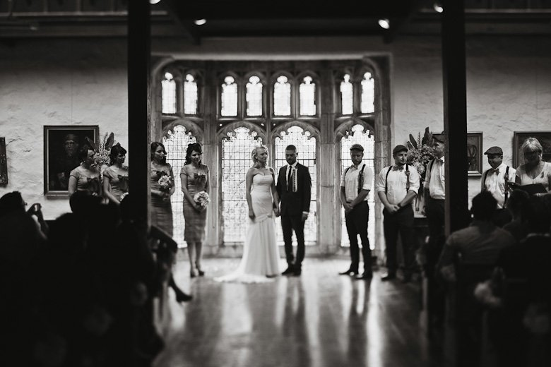 Ceremony, Upper Gallery, Monsalvat
