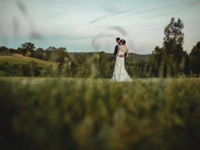 martyna & phil | inglewood estate wedding