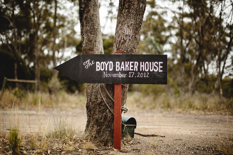 Boyd Bake House sign