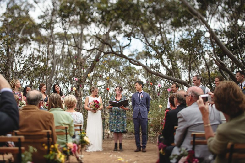 Wedding photography from Boyd Baker House