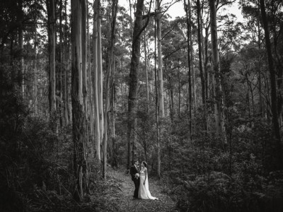 elizabeth & thomas | mount beauty wedding