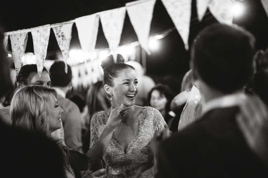 More crazy dance moves at Kristen and Daniel's awesome Euroa Butter Factory wedding