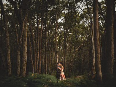 shehz & kane | macedon ranges wedding