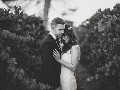 sharlette & toby | stones of the yarra valley wedding