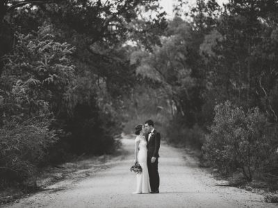 jane + adam | an old castlemaine gaol wedding
