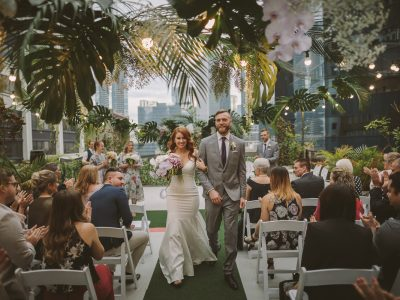 Melbourne's 10 coolest wedding venues